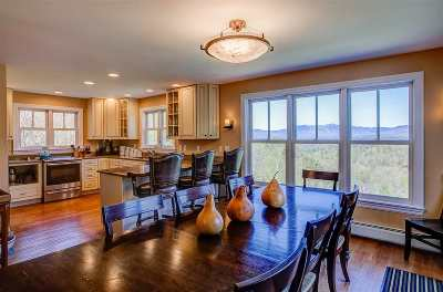Stowe Single Family Home For Sale: 410 Putnam Forest Road