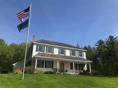 Clarendon Single Family Home For Sale: 91 Prospect Ridge