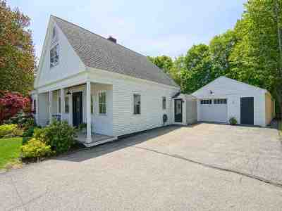 Single Family Home Active Under Contract: 17 Central Road