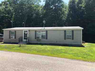 Strafford County Mobile/Manufactured For Sale: 40 Sparrow Drive