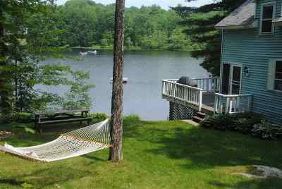 Loudon Single Family Home Active Under Contract: 98 Rainbow Drive