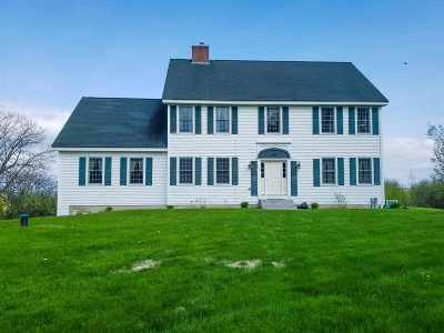 Belknap County Single Family Home For Sale: 268 Halls Hill Road
