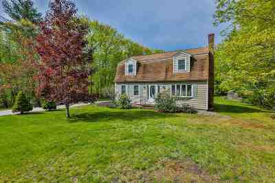 Goffstown Single Family Home For Sale: 55 Winter Hill Road