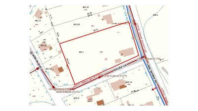 Manchester Residential Lots & Land Active Under Contract: 1860 Lake Shore Road