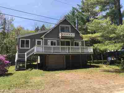 Moultonborough Single Family Home For Sale: 5 Westborn Circle