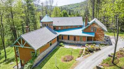Woodstock Single Family Home For Sale: 739 Westerdale Road