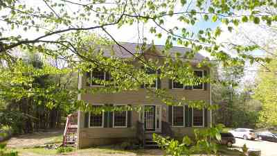 Pittsfield Single Family Home Active Under Contract: 45 Mountain Road