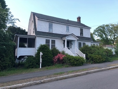 Manchester Single Family Home For Sale: 128 North Street