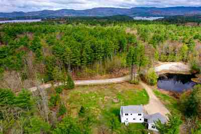 Moultonborough Single Family Home For Sale: 26 Horizon Way