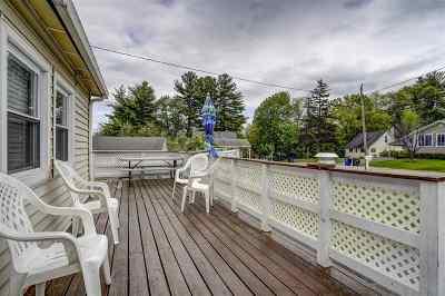 Goffstown Single Family Home For Sale: 76 Warren Avenue