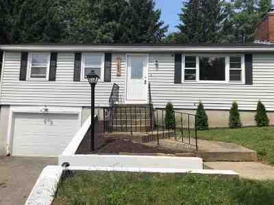 Hooksett Single Family Home Active Under Contract: 180 Bicentennial Drive
