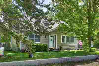 Goffstown Single Family Home For Sale: 22 First Avenue