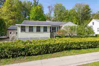 Essex Single Family Home Active Under Contract: 128 Iroquois Avenue