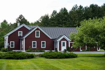 Hyde Park Single Family Home For Sale: 986 Vt Route 15w Highway