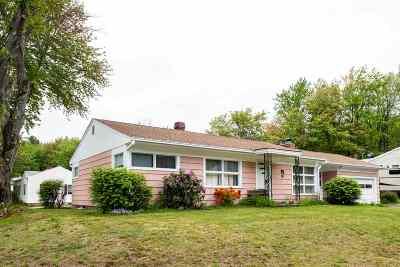 Strafford County Single Family Home For Sale: 34 Veterans Terrace