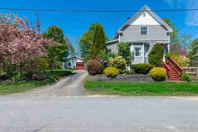 Strafford County Single Family Home For Sale: 56 Forest Street