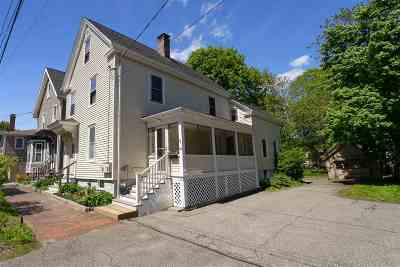 Portsmouth Multi Family Home For Sale: 83 Cabot Street