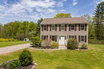 Strafford County Single Family Home For Sale: 15 Governors Road