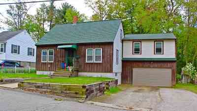 Manchester Single Family Home For Sale: 179 Seames Drive
