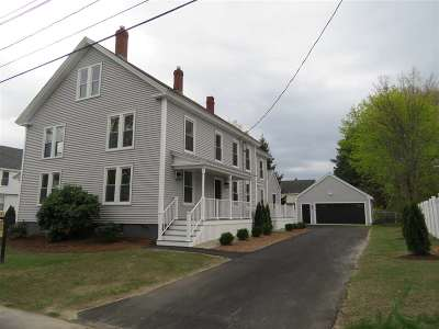 Exeter Multi Family Home For Sale: South Street
