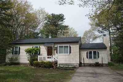 Colchester Single Family Home For Sale: 204 Greenwood Drive
