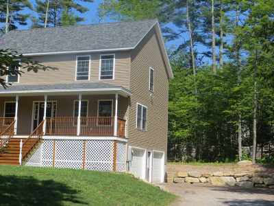 Moultonborough Single Family Home For Sale: 14 Bentley Road