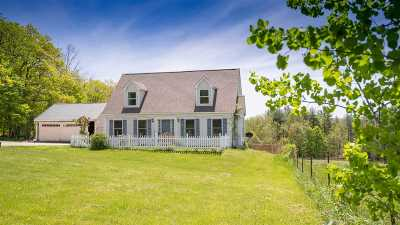 Weare Single Family Home Active Under Contract: 822 Concord Stage Road