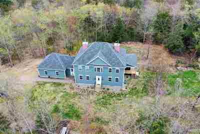Alton Single Family Home For Sale: 235 Africa Road