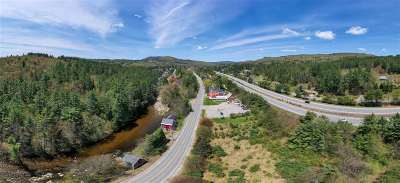 Franconia Residential Lots & Land For Sale: Main Street #7 / Rout
