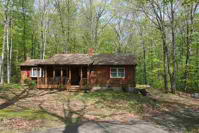 Single Family Home For Sale: 282 Bear Road