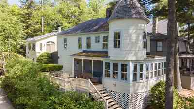 Newbury Single Family Home For Sale: 2 Lake Avenue #2 Sunlit