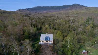 Underhill Single Family Home For Sale: 122 Mountain Road