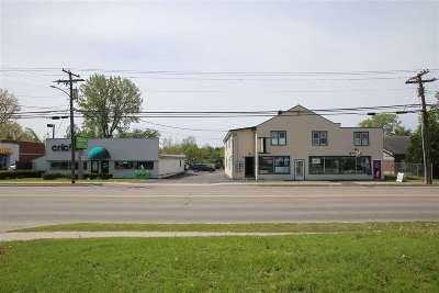 South Burlington Multi Family Home For Sale: 1197 - 1203 Williston Road