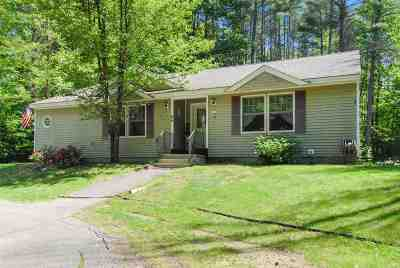 Alton Single Family Home For Sale: 64 Range Road