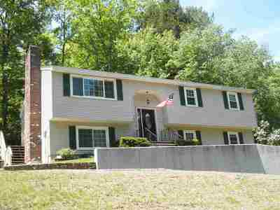 Derry Single Family Home Active Under Contract: 154 North Shore Road