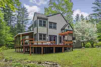 Sanbornton Single Family Home For Sale: 41 Hermit Lake Road