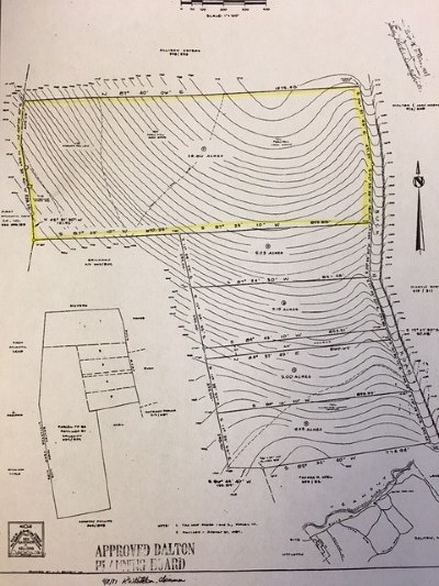 Dalton Residential Lots & Land For Sale: Buck Road