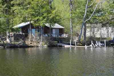Tuftonboro Single Family Home For Sale: 5 Whortleberry Island