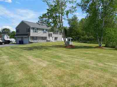 Pelham Single Family Home For Sale: 506 Mammoth Road