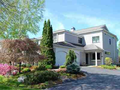 South Burlington Condo/Townhouse Active Under Contract: 579 Golf Course Road