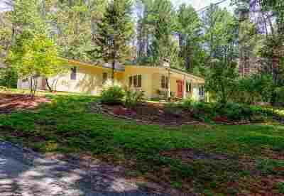 Woodstock Single Family Home For Sale: 294 Barberry Hill Road