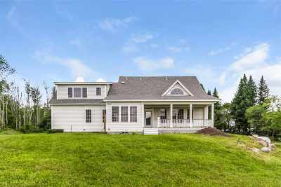 New Boston Single Family Home Active Under Contract: 48 Briar Hill Road