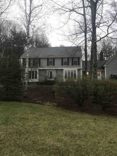 Windham Single Family Home Active Under Contract: 47 Blossom Road