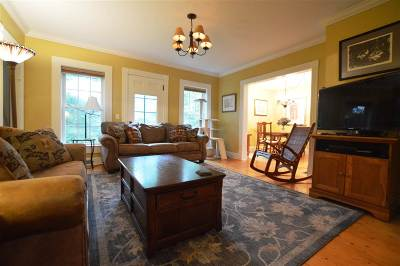 Charlotte Single Family Home For Sale: 544 Ethan Allen Highway