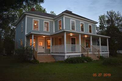 Alburgh Single Family Home For Sale: 301 West Shore Road