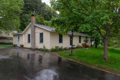 South Berwick Single Family Home Active Under Contract: 12 Wadleigh Lane
