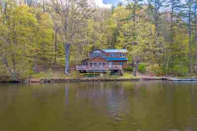 Hanover Single Family Home For Sale: 32 River Road