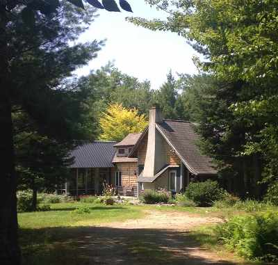 Sandwich Single Family Home For Sale: 156 Upper Road