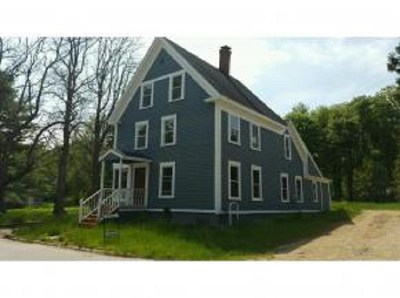 Concord Single Family Home For Sale: 30 Sweatt Street