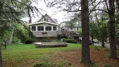 Moultonborough Single Family Home For Sale: 106 Glen Forest Drive